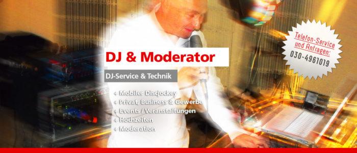 DJ Stefan Simon DJ Moderator Berlin